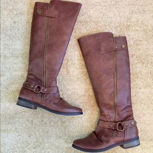Rampage Iverlee Tall Boots